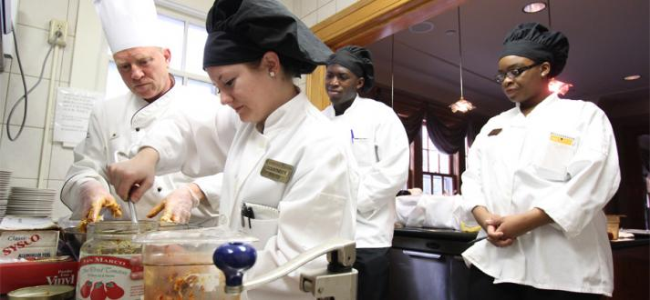 SUNY Hospitality Program; Buffalo State Hospitality and Tourism